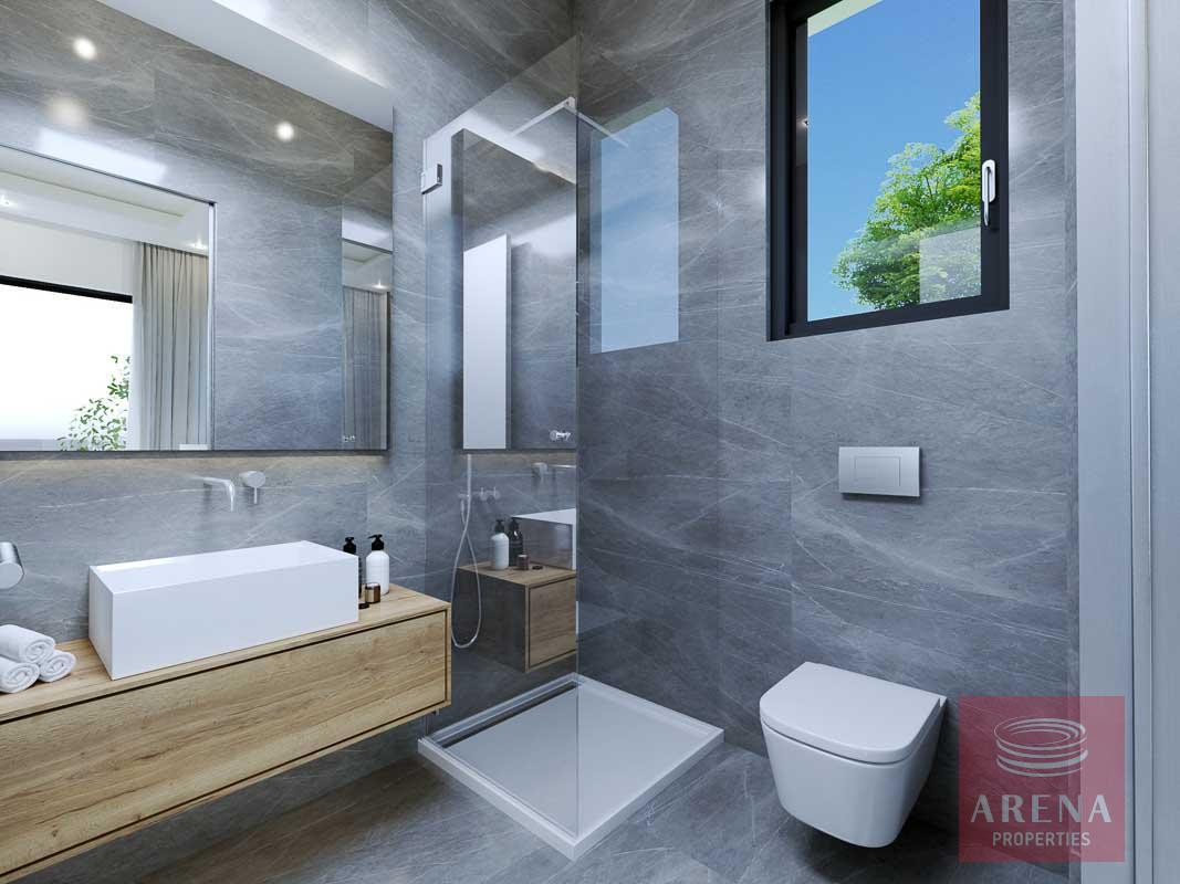 New villas in Protaras - bathroom