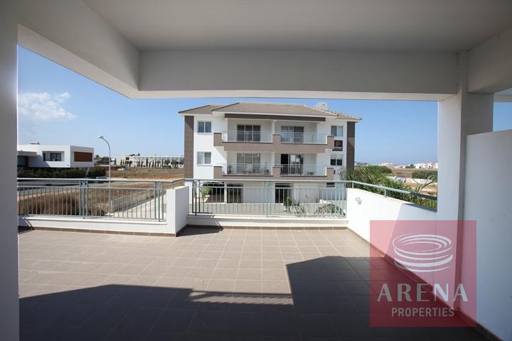 New Apartment in Paralimni - veranda