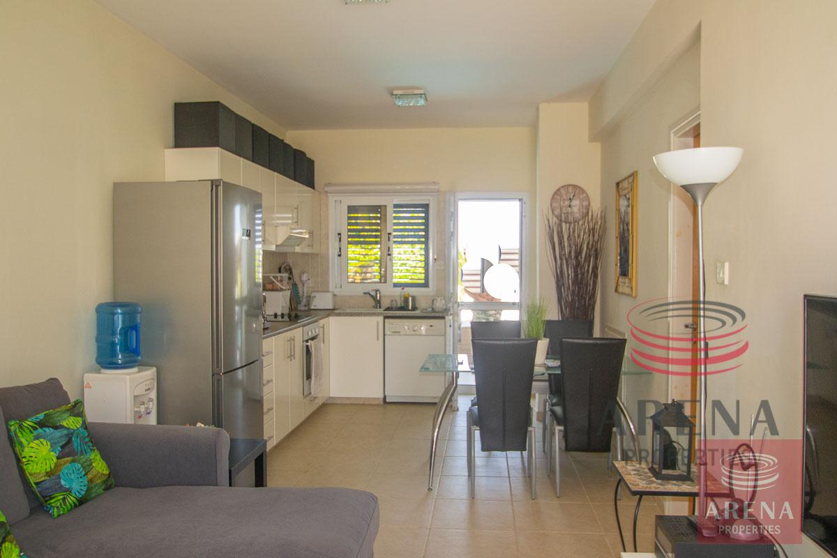 2 Bed Villa in Pernera for sale - living area