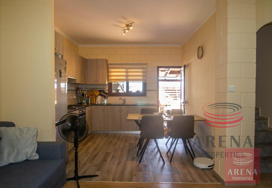 2 bed house in Liopetri - kitchen