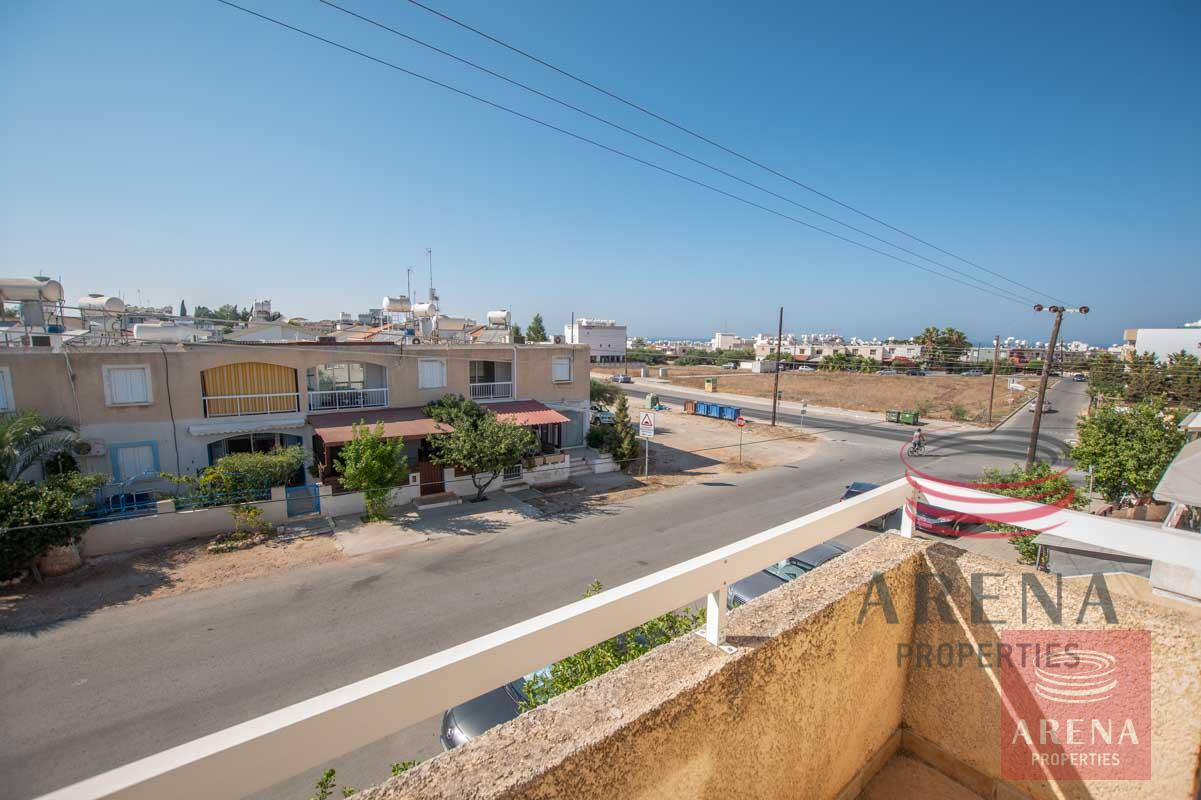 3 Bed apt for sale in Paralimni - balcony