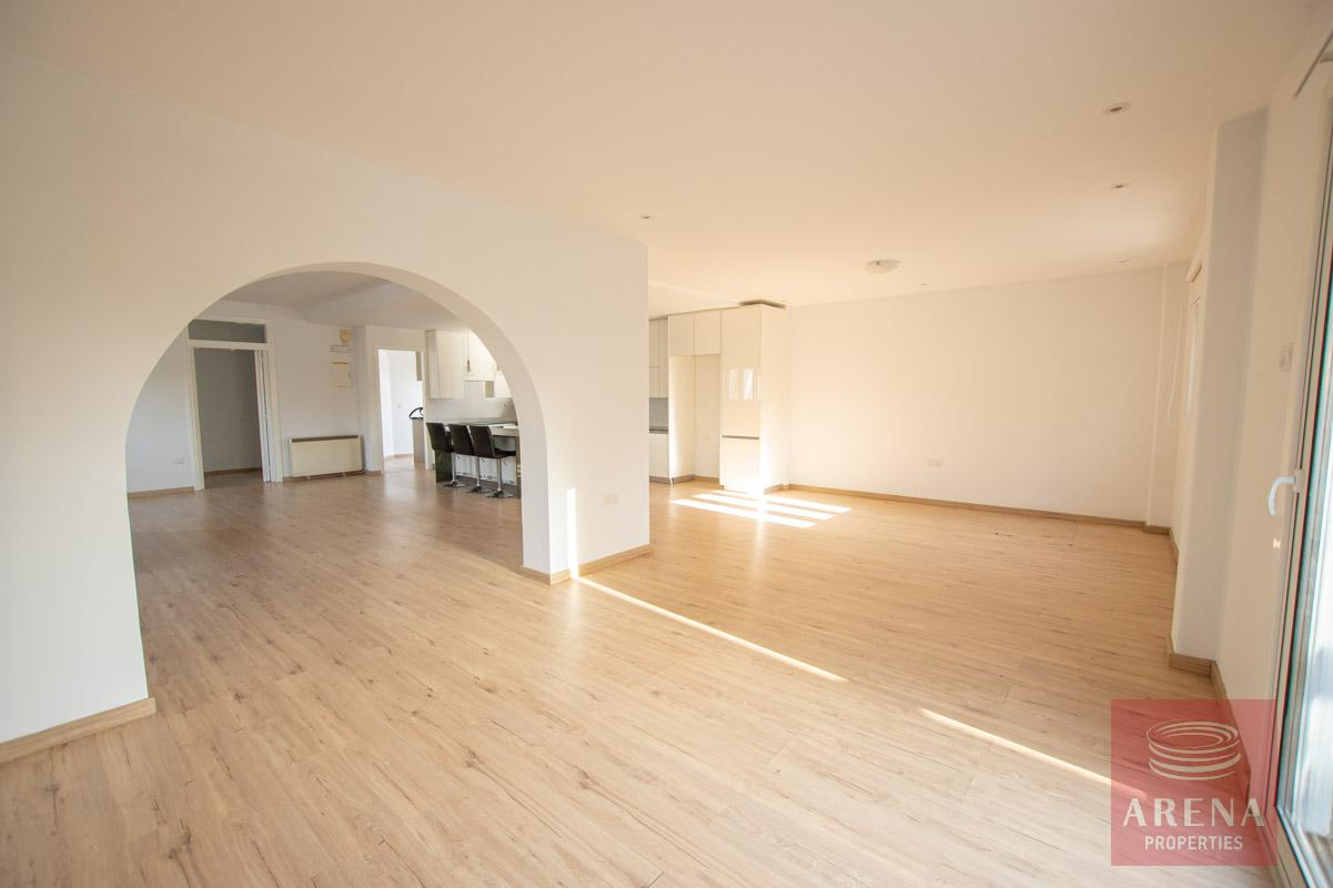 House for rent - living area