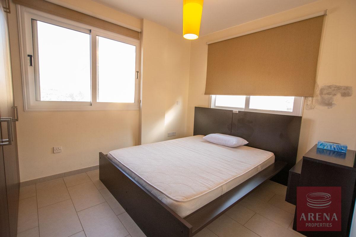 apartmnet in Kapparis - bedroom
