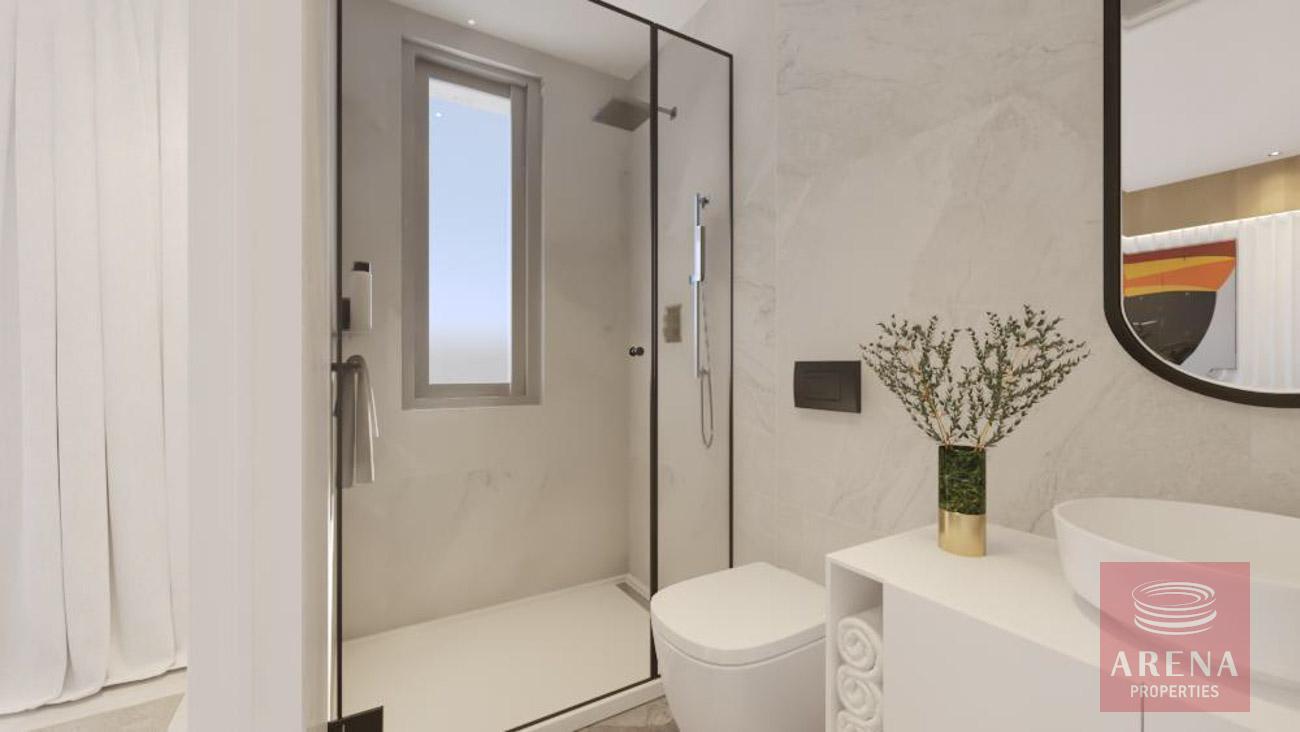 2 bed apt in drosia - bathroom