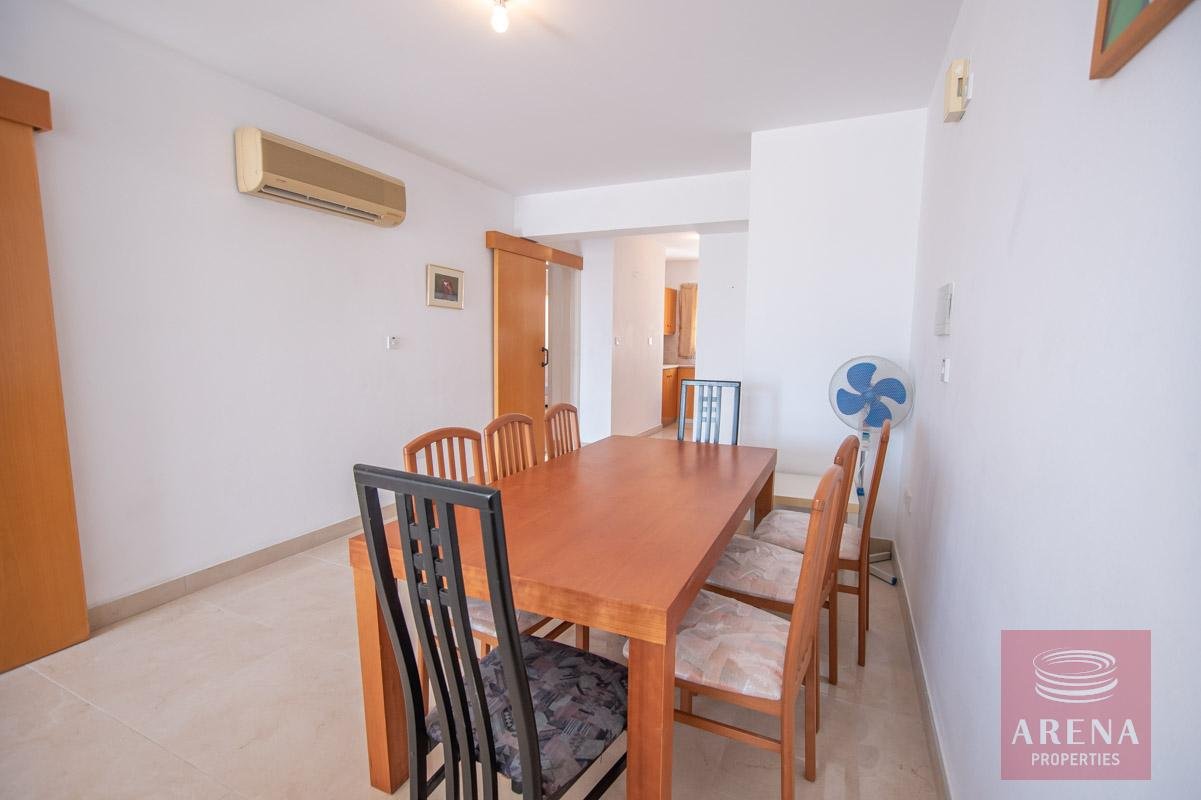 3 Bed Apt in Kapparis to buy - dining area
