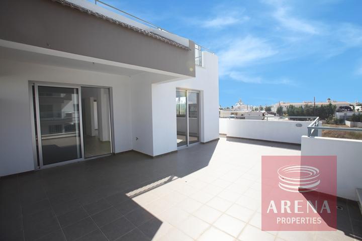 New Apartment in Paralimni to buy - veranda