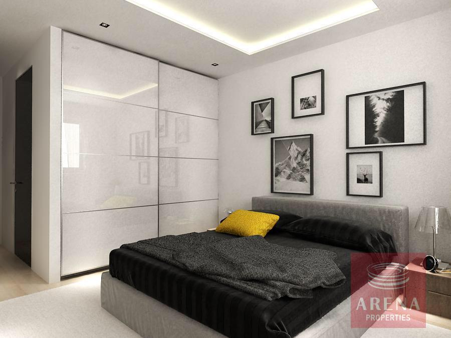 Apartments for sale in Larnaca - bedroom