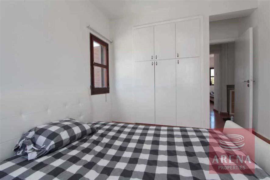 rent villa in ayia triada - bedroom