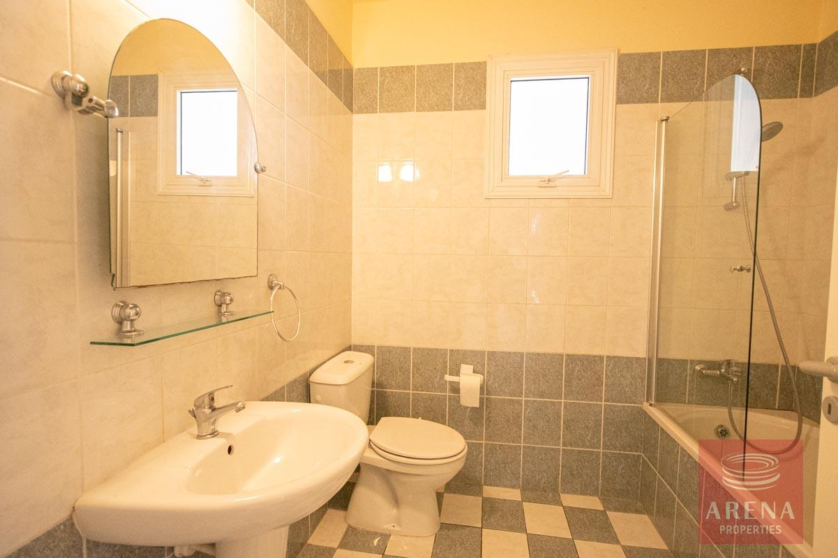 v - bathroom