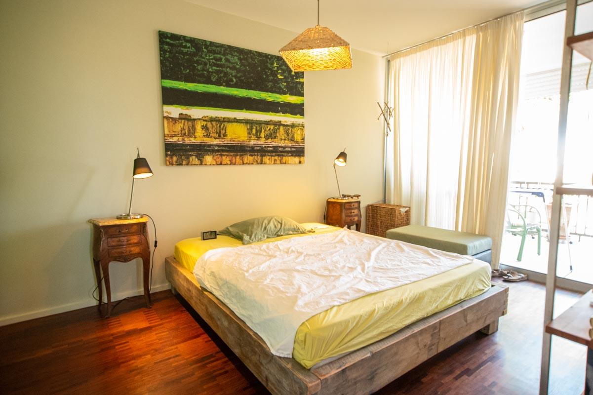 2 bed apartment in Pervolia - bedroom