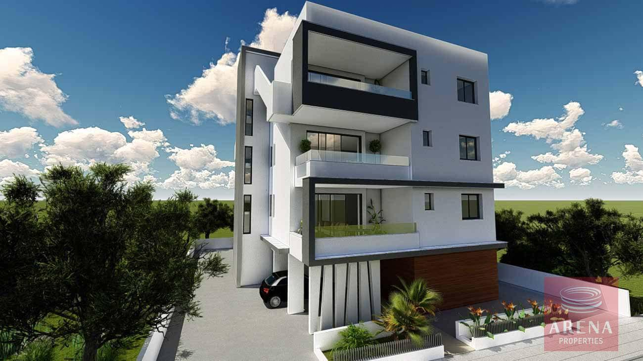 New flat in Aradippou