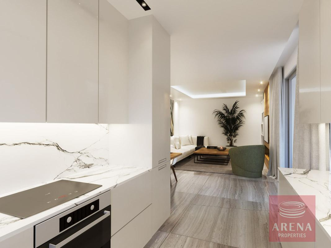 2 Bed Penthouse in Larnaca for sale - kitchen