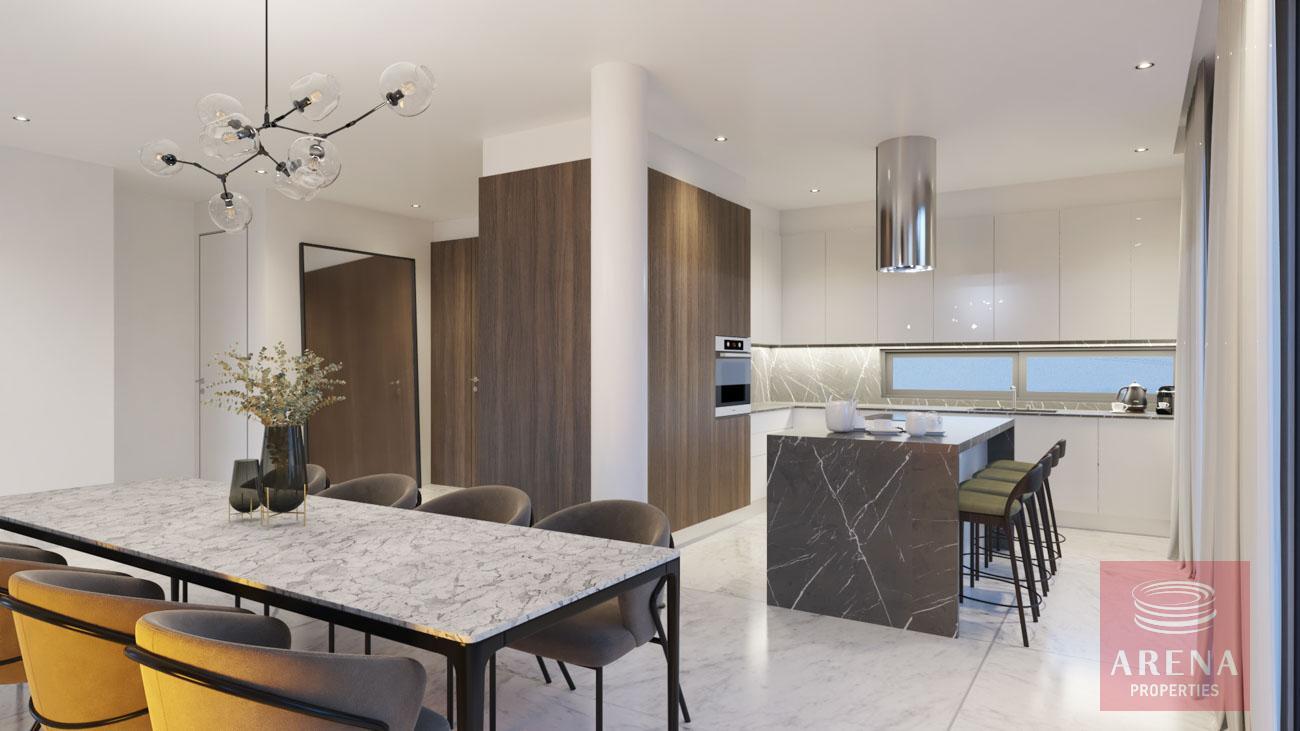 4-5 Bed villa in Protaras - kitchen