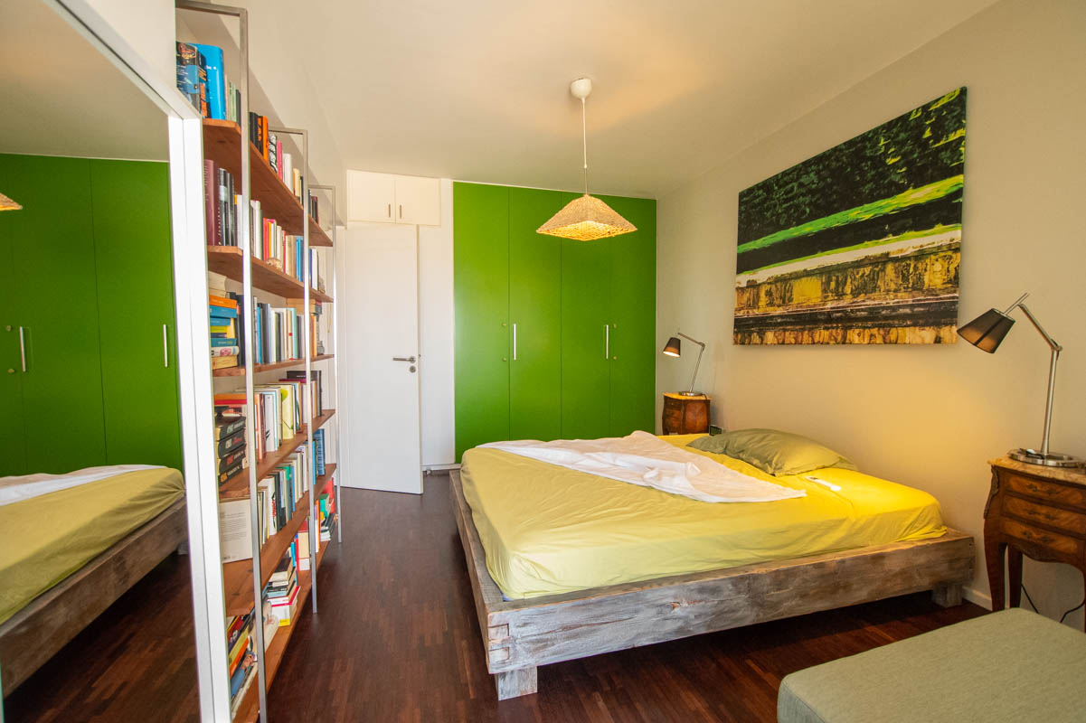 2 bed apartment in Pervolia for sale - bedroom