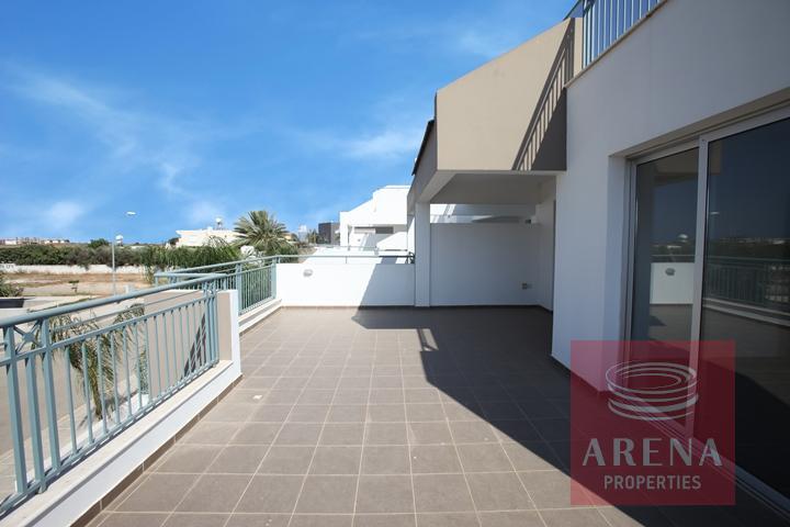 Buy apartment in Paralimni - veranda