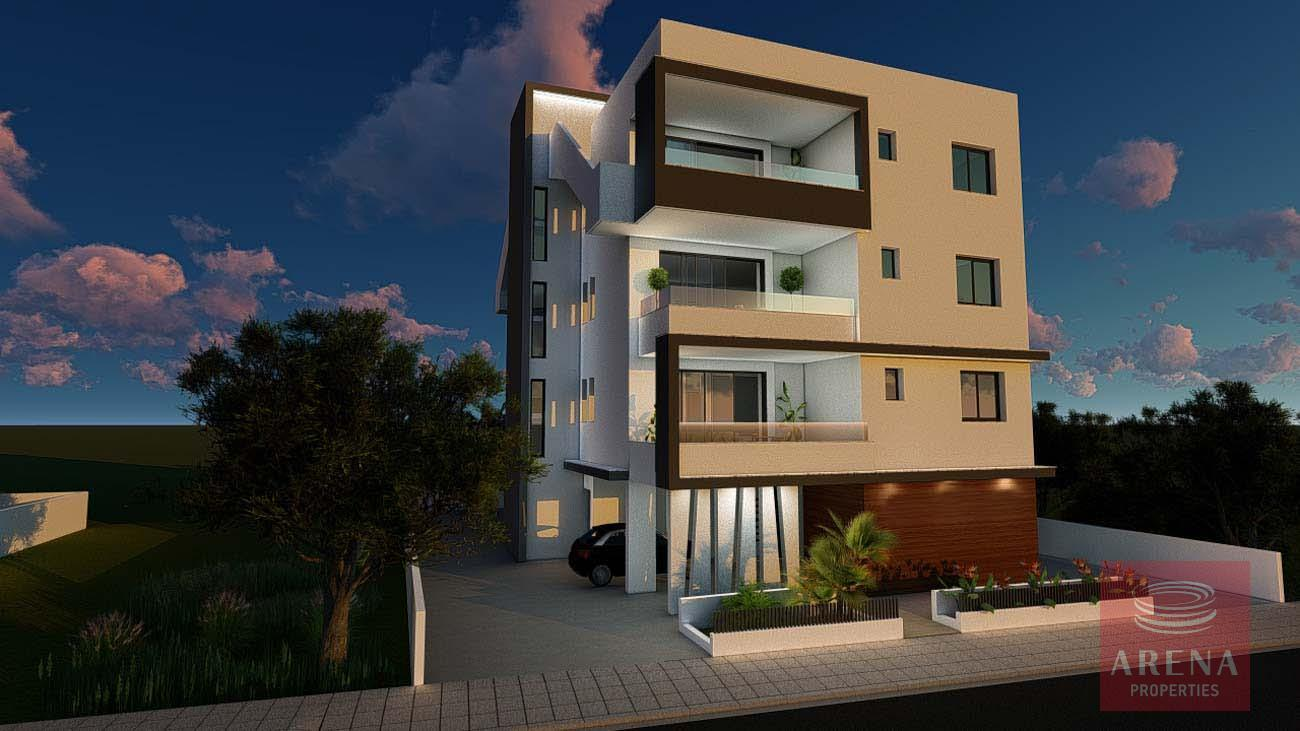 New flat in Aradippou for sale