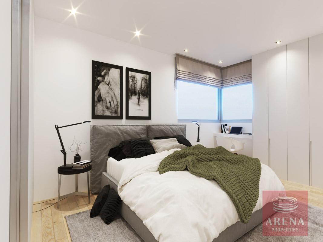 2 Bed Penthouse in Larnaca bedroom