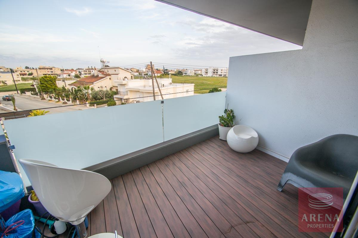 Modern Apartment in Paralimni - balcony