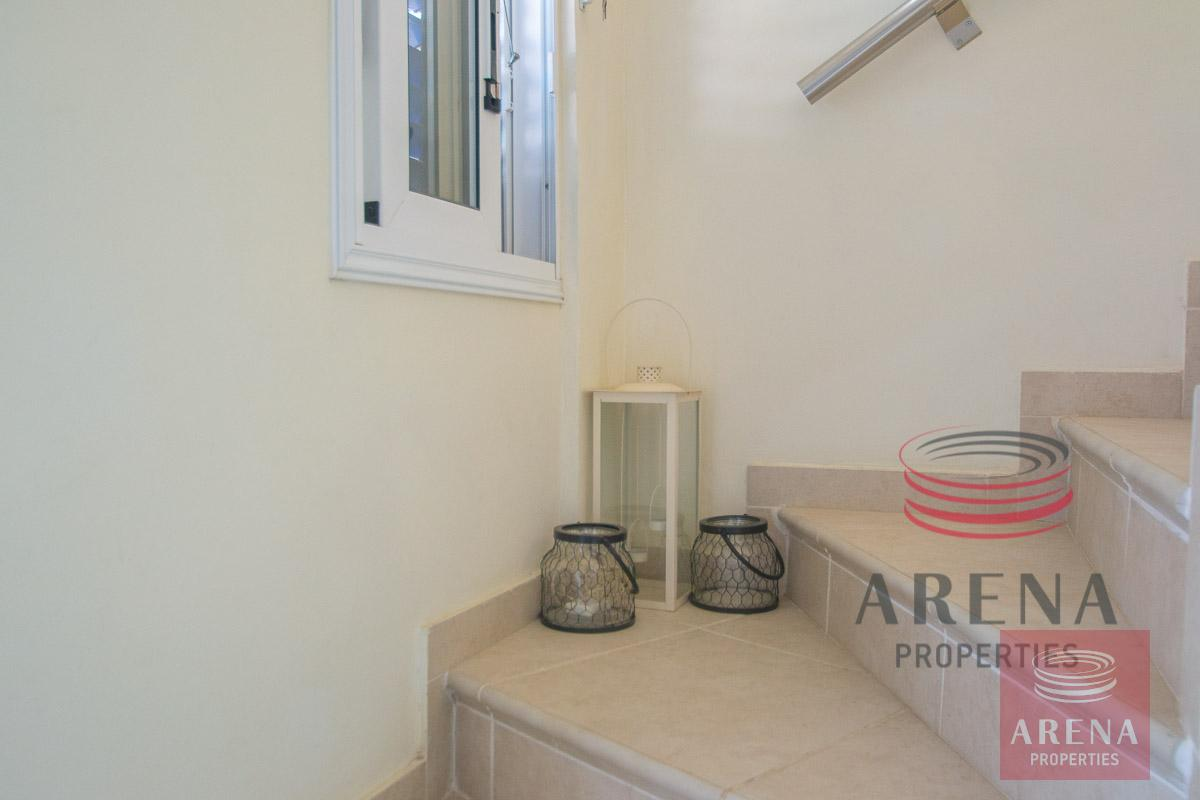 2 Bed Villa in Pernera - stairs