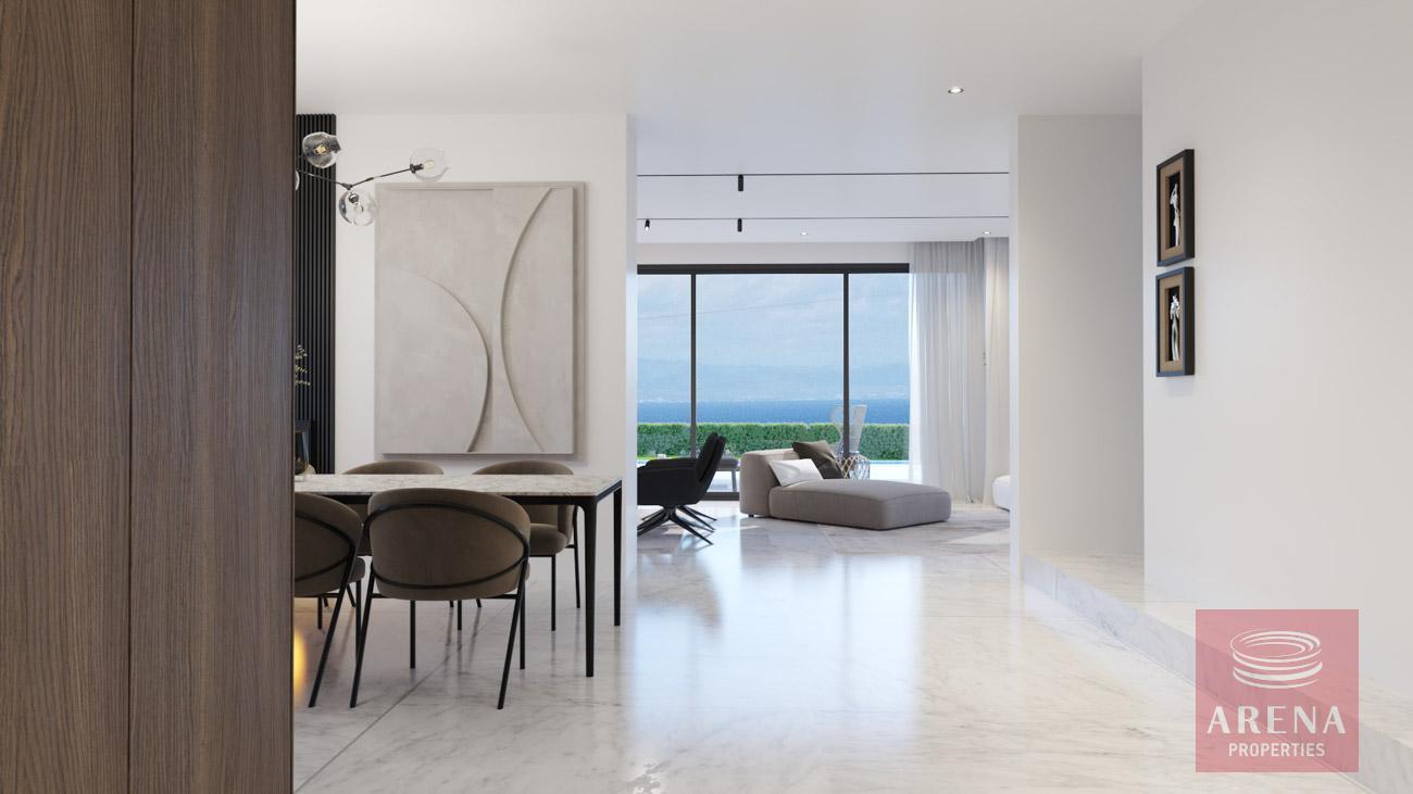 4-5 Bed villa in Protaras buy