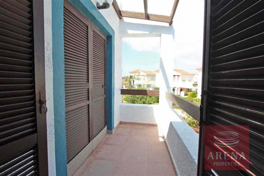 4 bed villa for rent in Ayia Triada - balcony