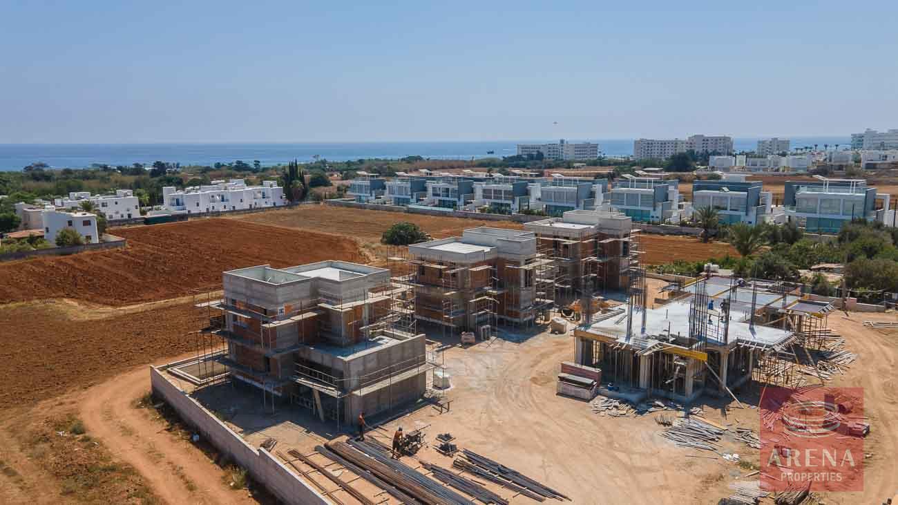 Buy new villa in Protaras