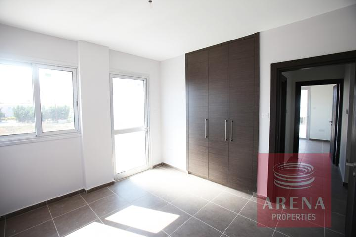 New Apartment in Paralimni - bedroom