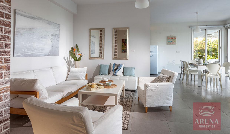 8 Bed Villa in Protaras - sitting area
