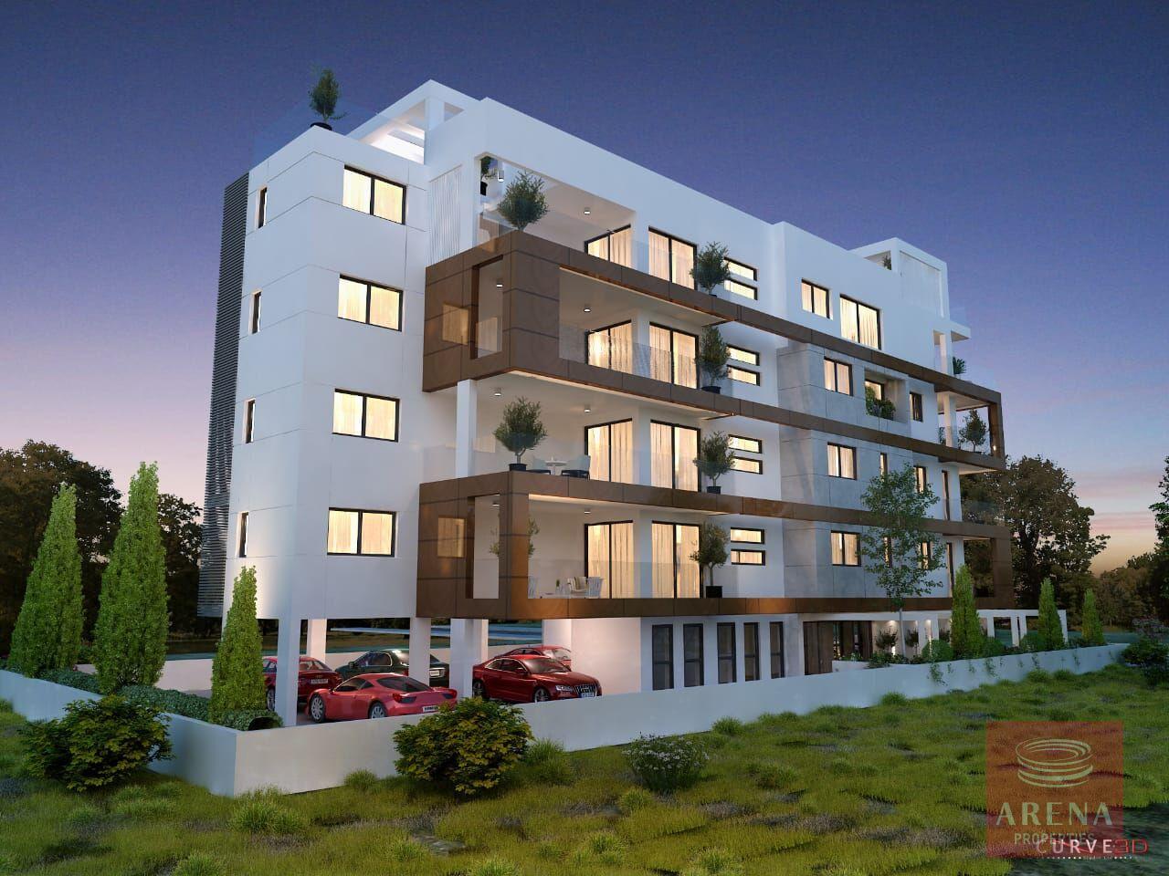 Larnaca apartments