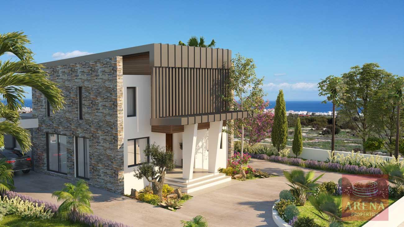 4-5 Bed villa in Protaras for sale