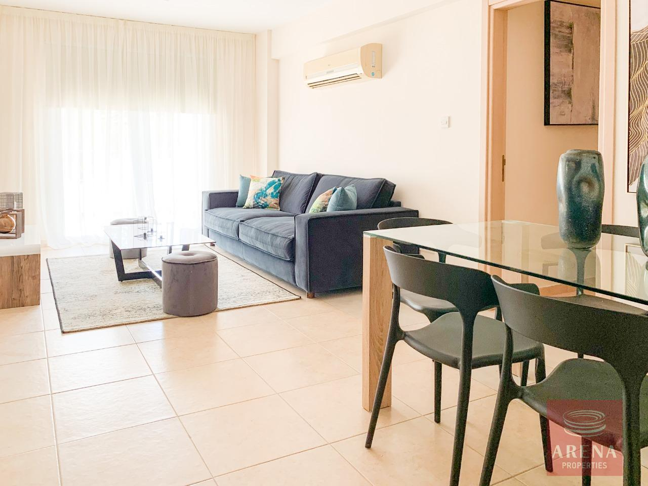 Apt for sale in Larnaca - living area