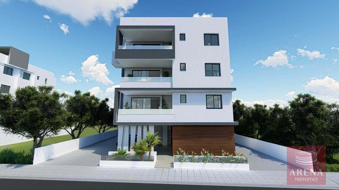 New apartment in Aradippou for sale