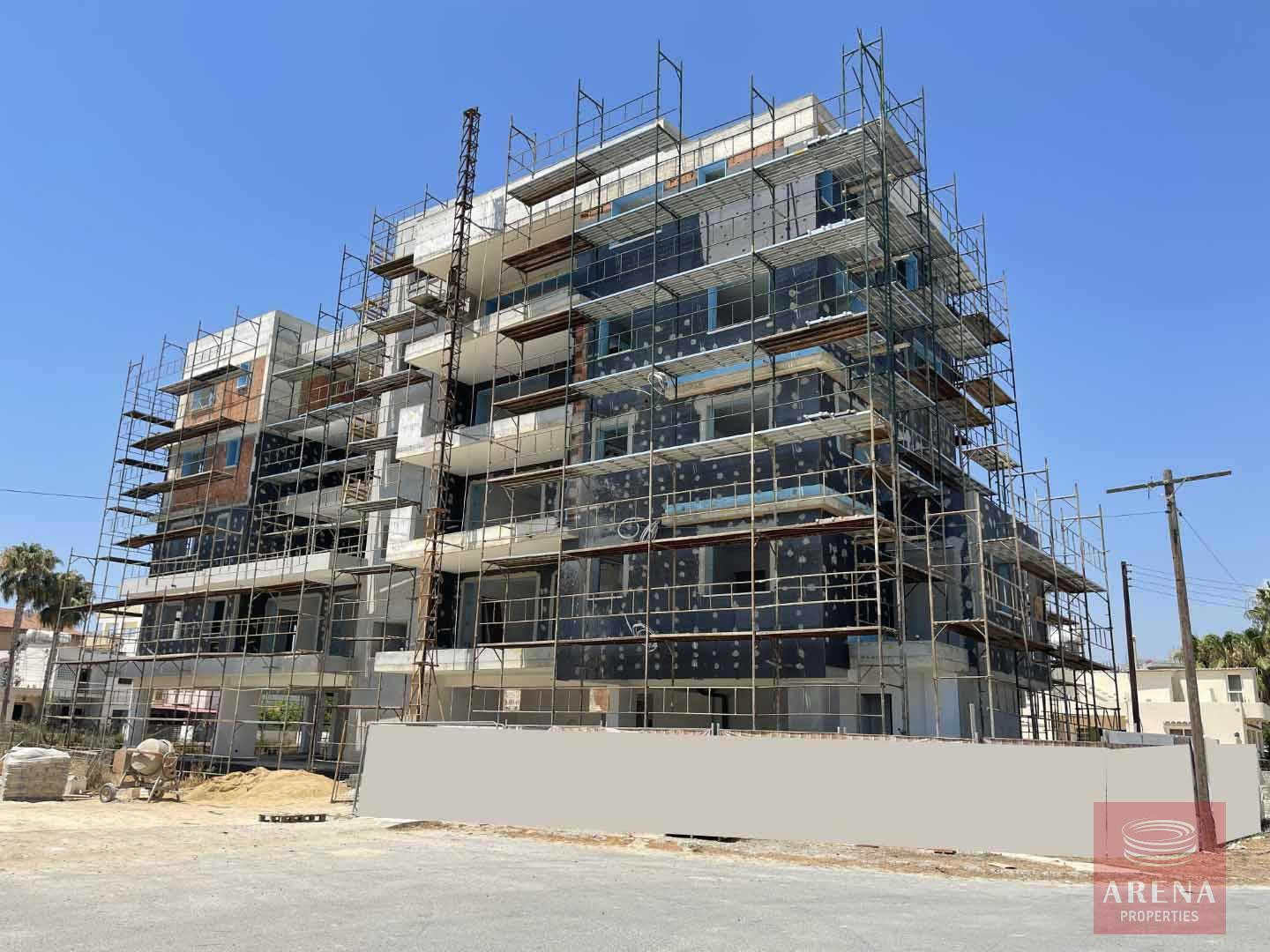 New 1 bed apt in Larnaca for sale