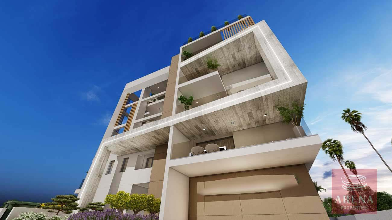 3 Bed Apartment in Drosia for sale