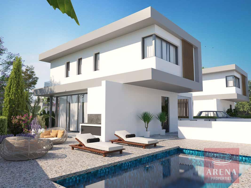 New Villa in Ayia Triada for sale