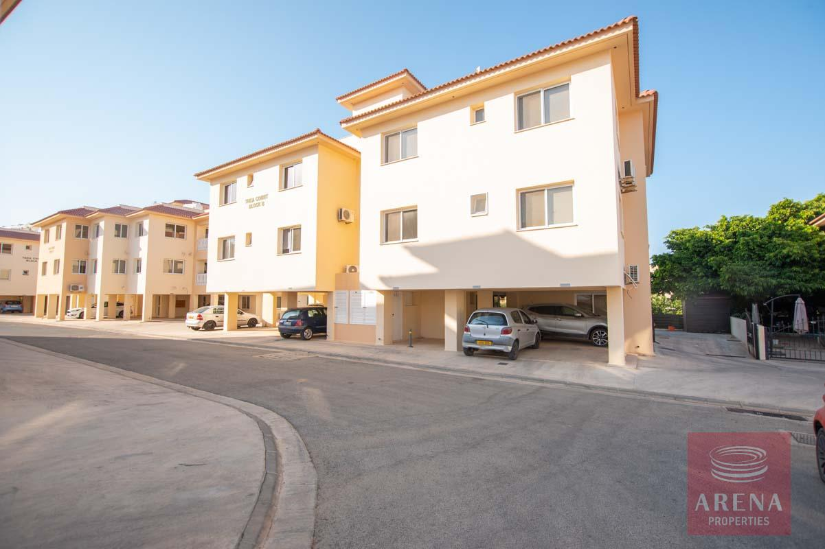 Apartment for rent in Kapparis