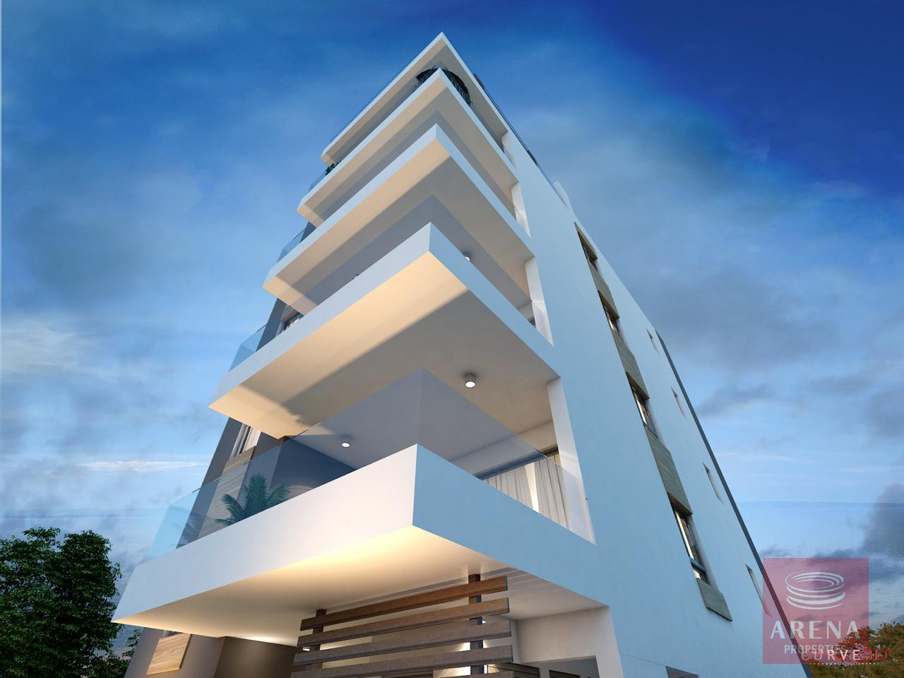 Apartments to buy in Larnaca