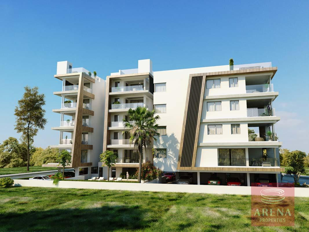 2 Bed Penthouse in Larnaca for sale