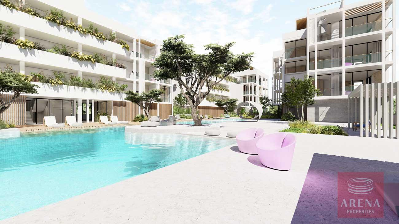 New apartments in Paralimni