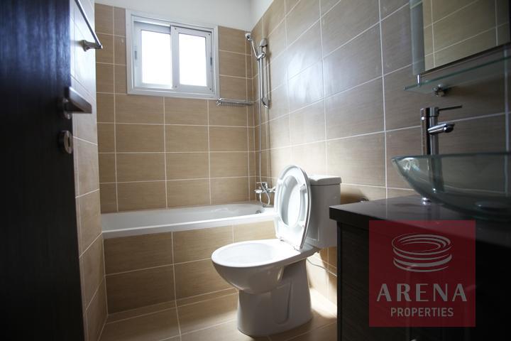New Apartment in Paralimni - bathroom