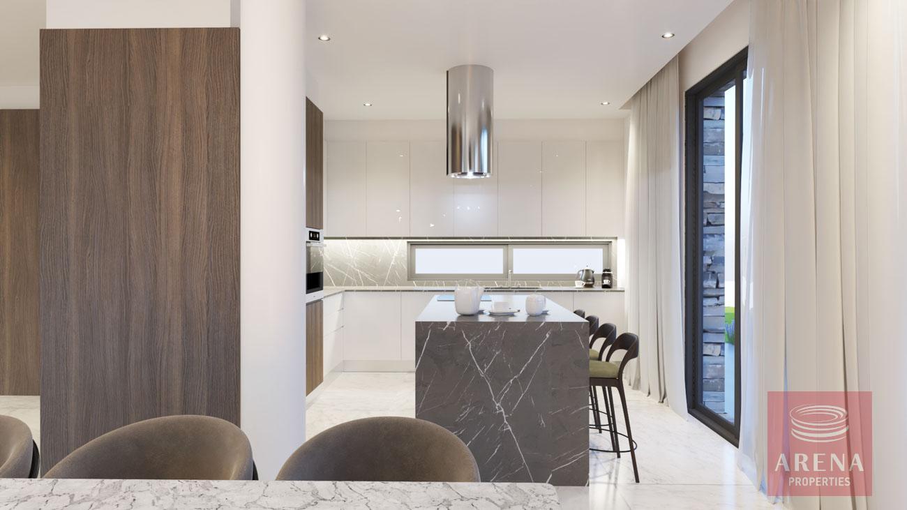 villa in protaras to buy - kitchenb