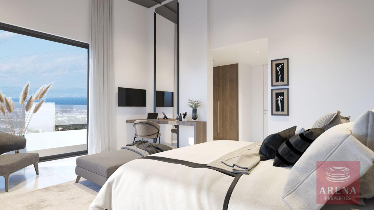 4-5 Bed villa in Protaras for sale - bedroom
