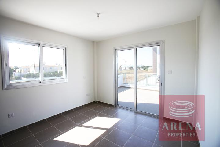2 bed apartment in Paralimni - bedroom