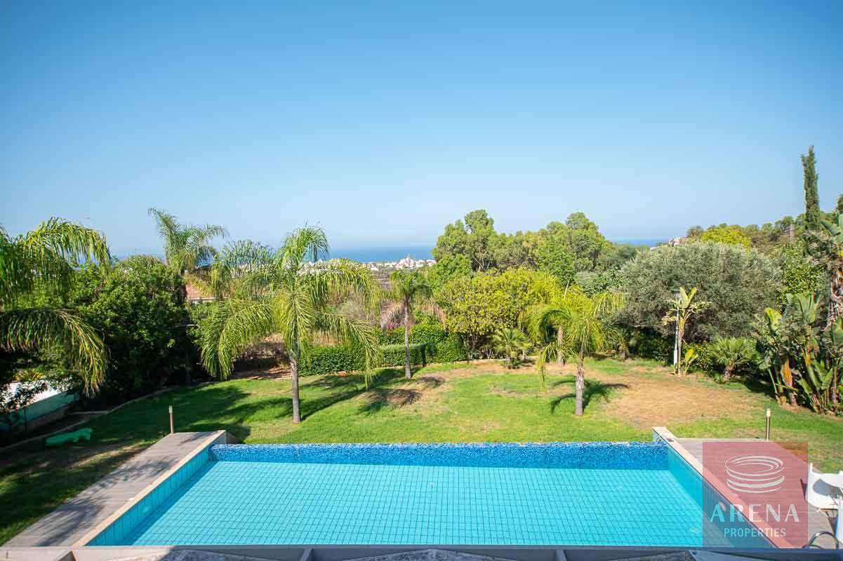 8 Bed Villa in Protaras - views