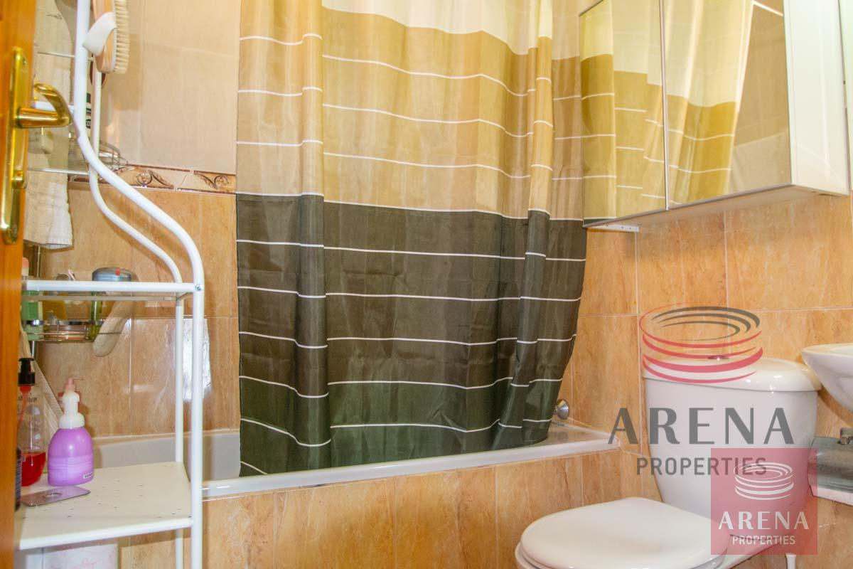 2 bed house in Liopetri - bathroom