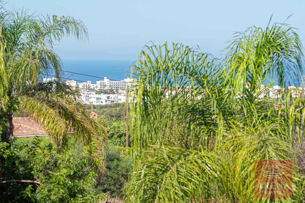8 Bed Villa in Protaras - sea views