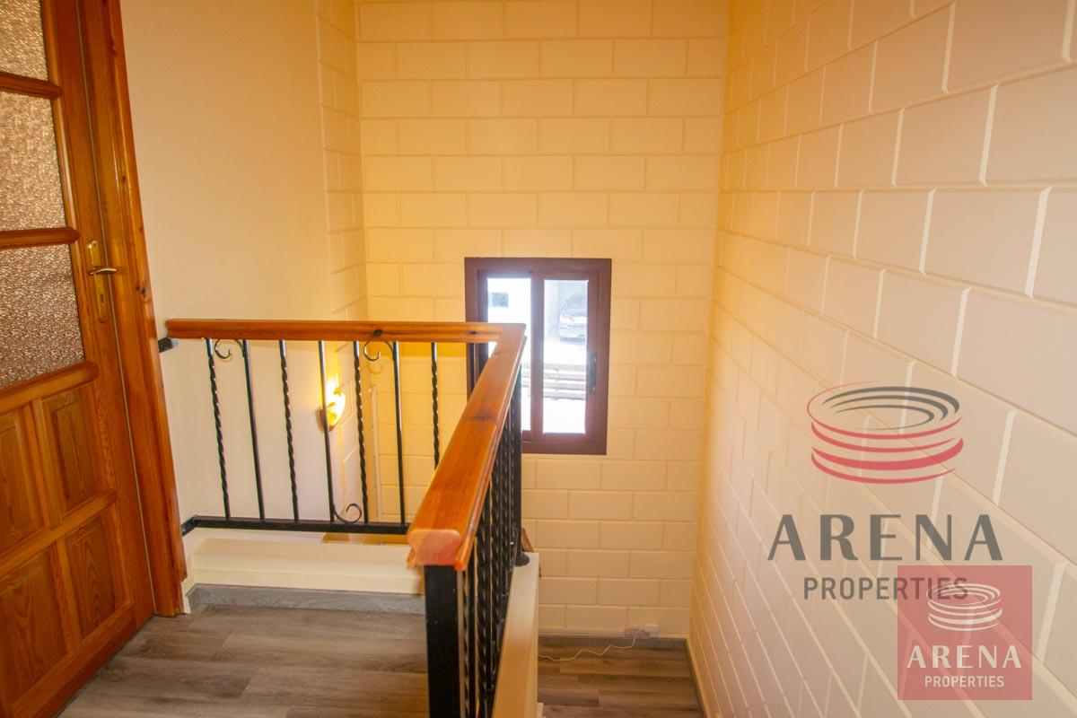 2 bed house in Liopetri -stairs