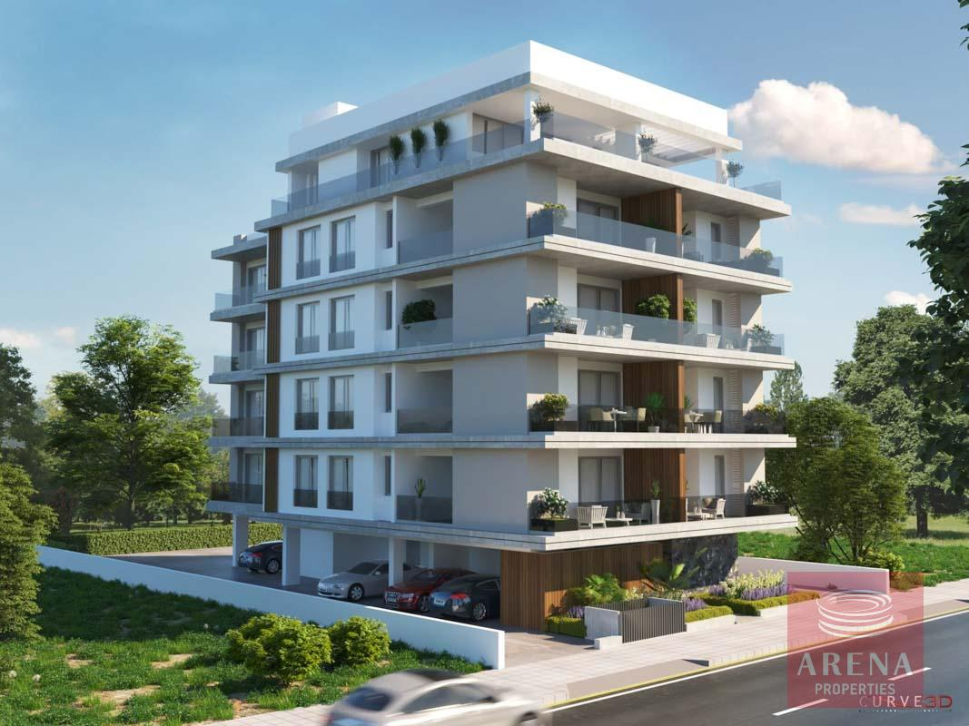 1 bed apt in drosia to buy