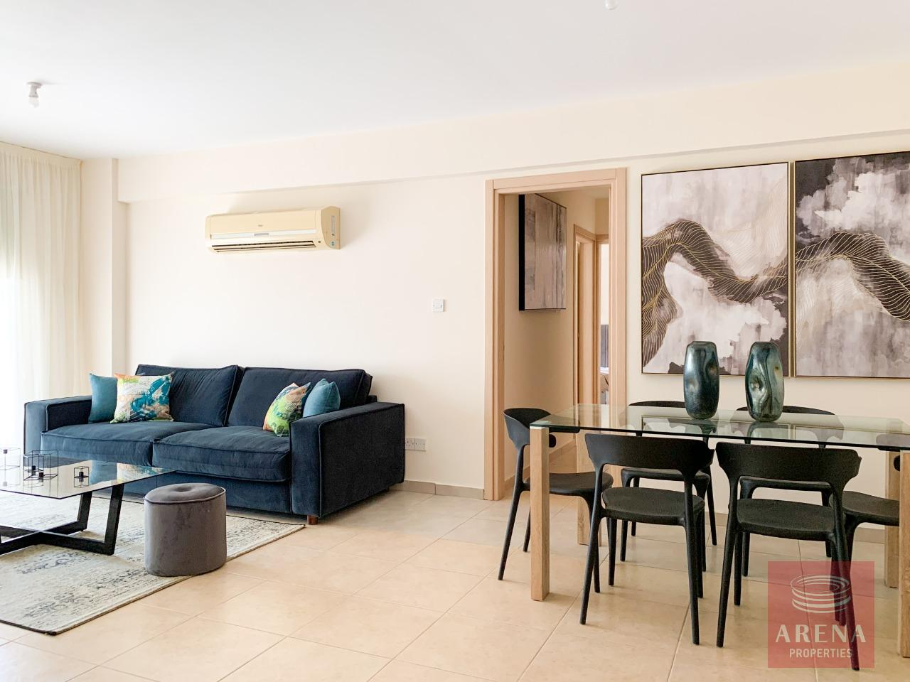 Apt for sale in Larnaca - sitting area