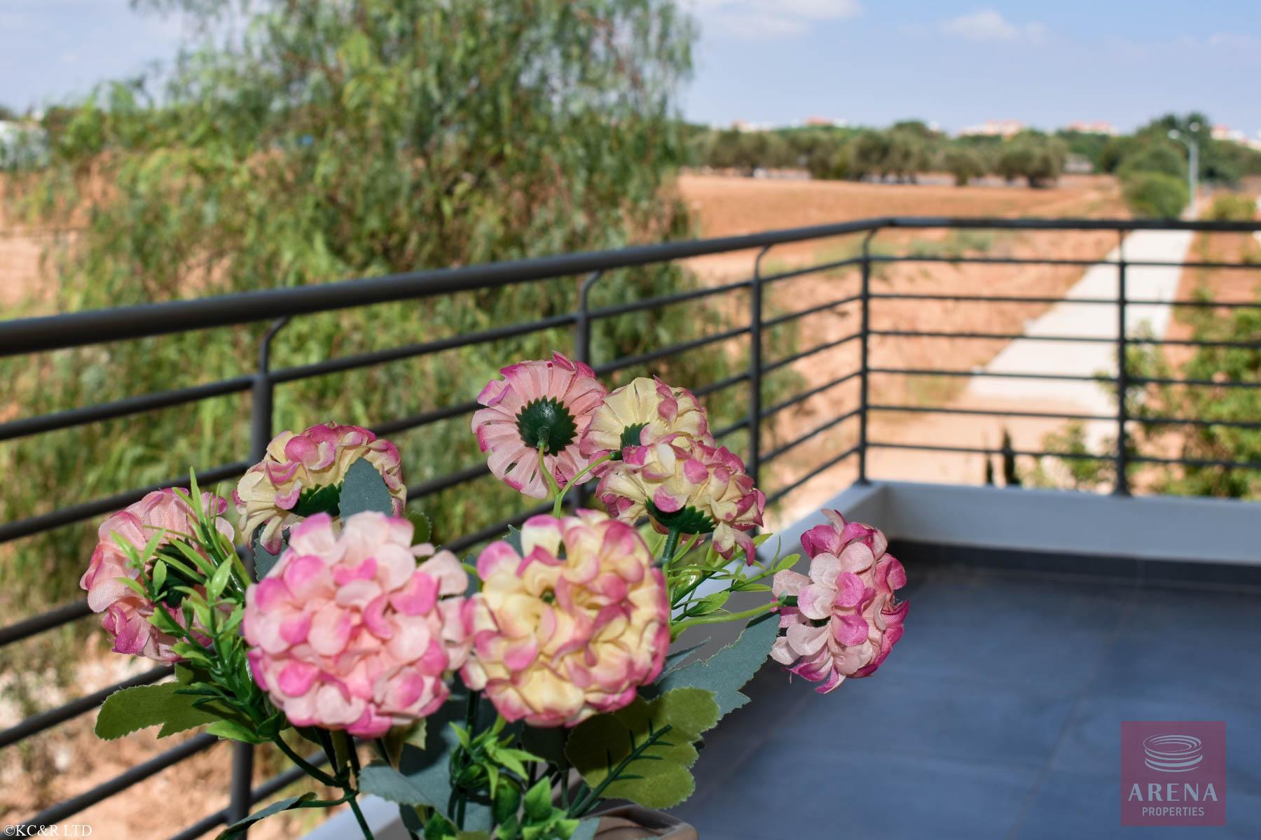 Beautiful Flat in Kapparis - balcony